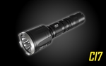 NITECORE CI7 2500 Lumen Tactical Flashlight with 7000mw IR Illuminator