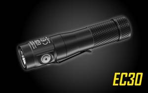 NITECORE EC30 1800 Lumen Ultra Compact Flashlight