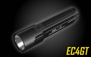 Nitecore EC4GT Explorer Die-Cast Cree XP-L HI V3 LED Flashlight - 1000 Lumen