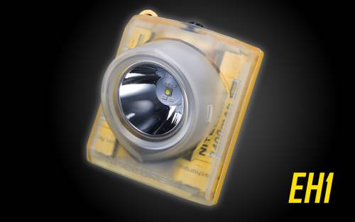 Nitecore EH1 Intrinsically Safe Explosion-Proof Headlamp