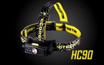 Nitecore HC90  900 Lumens LED Headlamp