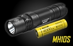 NITECORE MH10S 1800 Lumen USB-C Rechargeable Flashlight