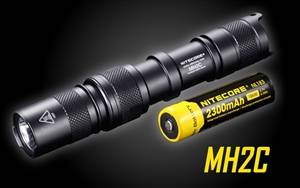 Nitecore MH2C LED Flashlight -800 Lumen