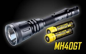 Nitecore MH40GT Thor Rechargeable LED Flashlight-1000 Lumen