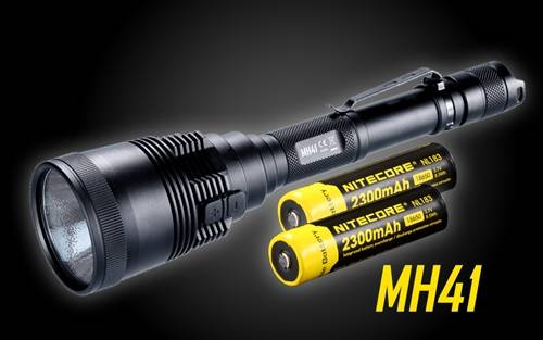 Nitecore MH41 Rechargeable LED Flashlight - 2150 Lumens