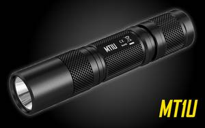 Nitecore MT1U 365nm 900 mW Ultraviolet Blacklight LED Flashlight