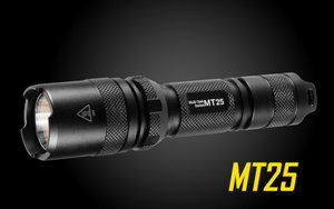 Nitecore Multi-Task MT25 CREE XP-G R5 LED Light