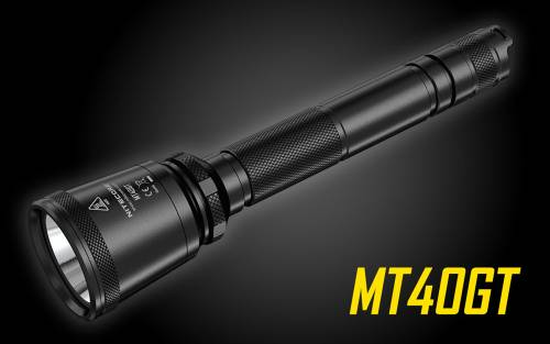 Nitecore Multi-Task MT40GT CREE XP-L HI V3 LED Light