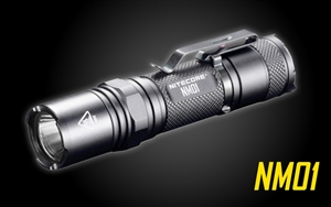 NITECORE NM01 1000 Lumen USB Rechargeable Small EDC LED Flashlight