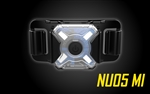NITECORE NU05 MI Green and IR Infrared Wearable USB Rechargeable Signal Indicator Light