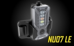 Nitecore NU07 LE 5-Color Rechargeable Signal Light
