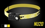 Nitecore NU20 USB Rechargeable Headlamp