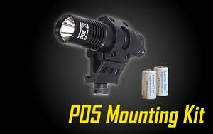 Nitecore Precise P05 LED Flashlight Mounting Kit