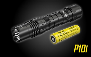 NITECORE P10i 1800 Lm USB-C Rechargeable Tactical Flashlight