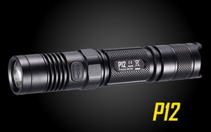 Nitecore P12 Precise Series Compact LED Tactical Flashlight -1000 lumen