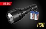 Nitecore P30 1000 Lumens Cree XP-L HI V3 Flashlight - Used