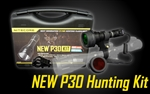 NITECORE NEW P30 1000 Lumen 676 Yard Long Throw Hunting Flashlight