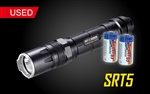 Nitecore SRT5 750 lumens SmartRing LED Tactical Flashlight
