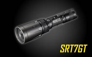 Nitecore SRT7GT 1000 Lumen SmartRing LED Flashlight