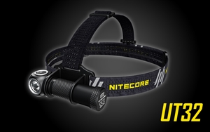 NITECORE UT32 1100 Lumen LED Lightweight Cool White & Warm White Headlamp