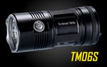 NiteCore TM06S 4000 Lumen LED Flashlight
