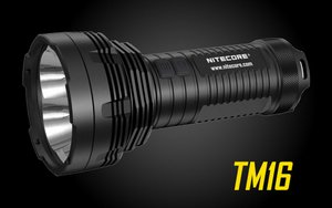 NiteCore TM16 4000 Lumen LED Flashlight