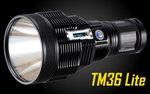 NiteCore TM36 Lite Tiny Monster 1200 Yards Rechargeable Searchlight