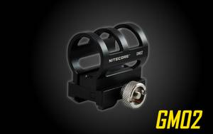 Nitecore GM02 1-Inch Mount