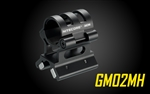 "NITECORE GM02MH 1"" Magnetic Barrel Gun Mount for SRT7GT, P12, P12GTS, MH40GTR, MH10 v2, MH12 v2, MH12GT, New P30, New P12, P10 v2, P20 v2,"