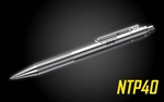 NITECORE NTP40 Titanium Alloy Mechanical Pencil