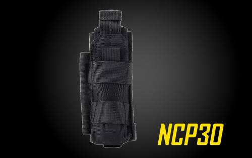 Nitecore NCP30 Holster for Nitecore P20 and P20UV