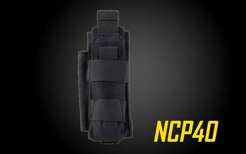 Nitecore NCP40 Holster for Nitecore MH27 and MH27UV