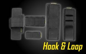 Nitecore Hook & Loop Attachments for the NTC10 Tactical Case