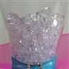 decorative acrylic crystals for centerpieces