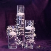 Cylinders & floating Beads Centerpiece kit
