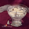 Pearl Heart Centerpiece Kit