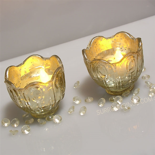 Avery votives floating battery candle centerpiece kit