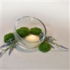 Lavender & Moss Floating Candle Centerpiece kit