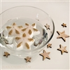 Gold Star Floating Candle Centerpiece Kit