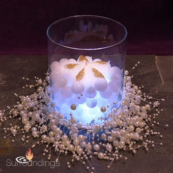 White Water Pearls & Star Centerpiece Kit