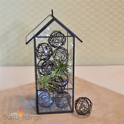 Glass House Terrarium