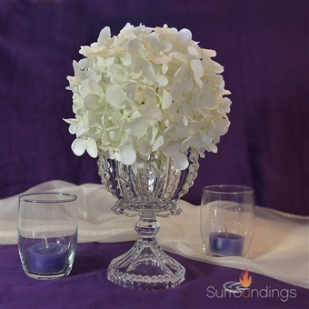 Hydrangea Kissing Ball