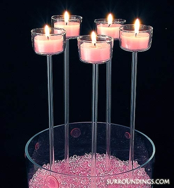 tea light pics for centerpieces