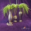 Gold Tommy Vase Set of three