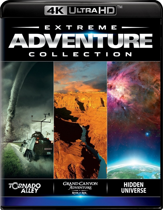 IMAX: Extreme Adventure Collection (4K Ultra HD Blu-ray)