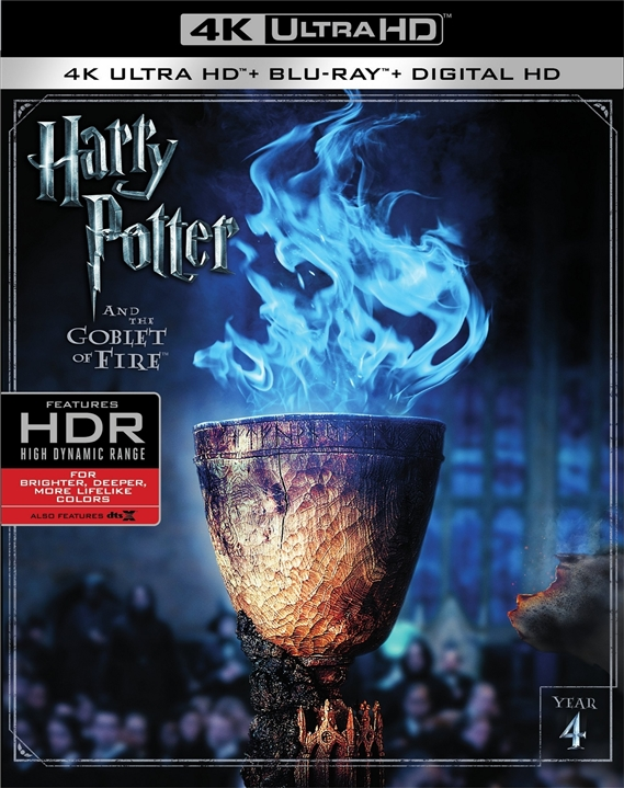 Harry Potter and the Goblet of Fire 2005 Multi BluRay 2160p HDR x265 DTS-X 7.1-DTOne | 22 GB |