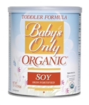 Baby's Only Organic Baby Formula - Soy Variant
