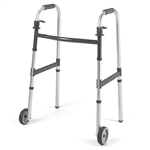 Invacare I-Class Adult Folding Adjustable Walker