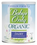 Baby's Only Organic Baby Formula - Dairy Variant