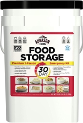 30 Day Food- All In One Bucket